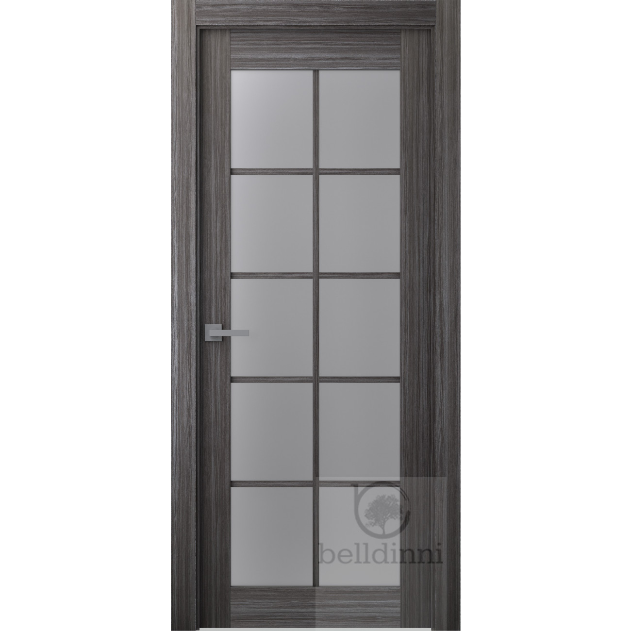 Palladio 10 Lite Vetro Gray Oak