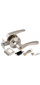 HANDLE AMERICAN STANDARD 6020 SN-E (KEY/FIX.) MAT. NICKEL PUNTO